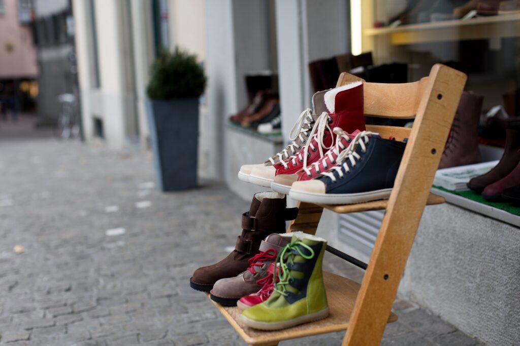como fazer uma Loja de Sapatosaparecer no Google