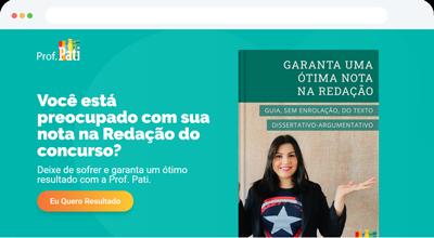 Página de Vendas para Prof Pati